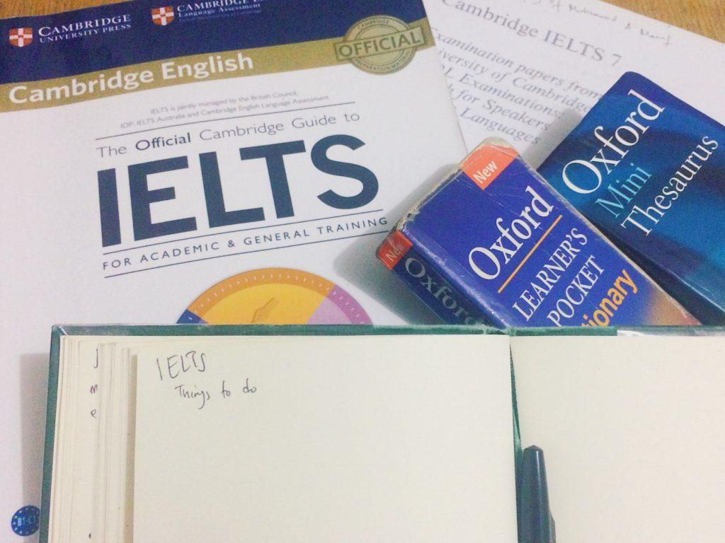 Belajar IELTS