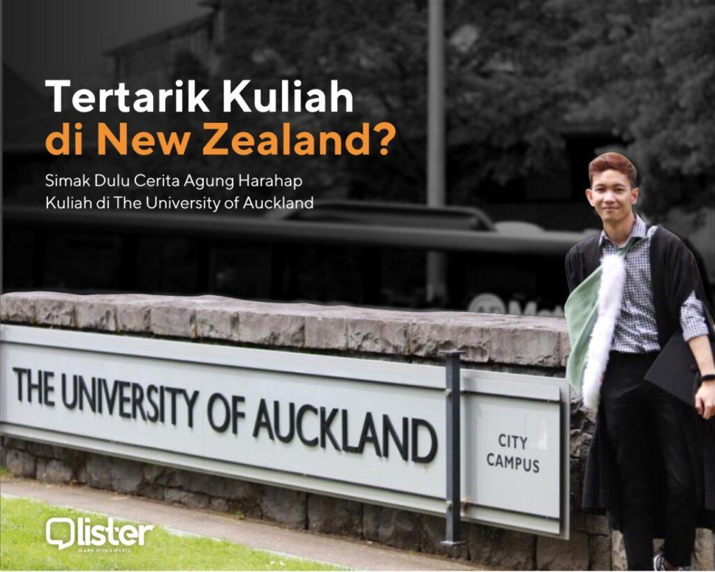 Kuliah ke New Zealand