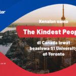 "Kenalan Sama ""The Kindest People"" di Canada Lewat Beasiswa S1 Lester B. Pearson di University of Toronto"