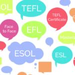 TEFL : Sertifikasi Pengajar Kursus Bahasa Inggris