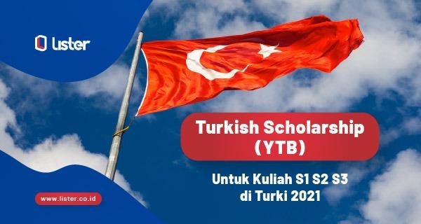 Beasiswa Turki YTB 2021