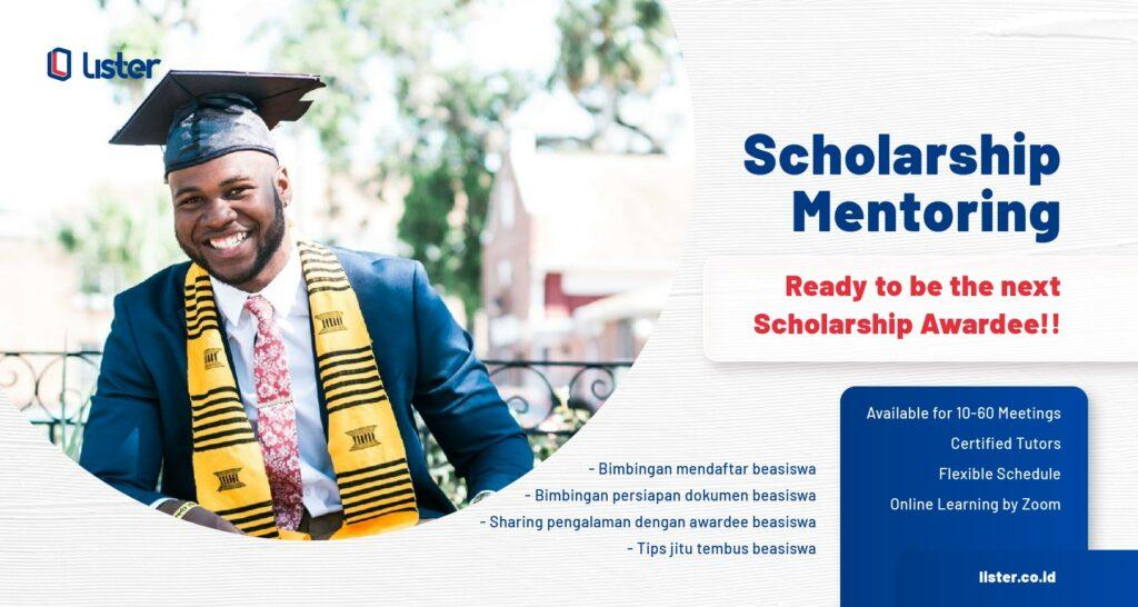mentoring beasiswa online