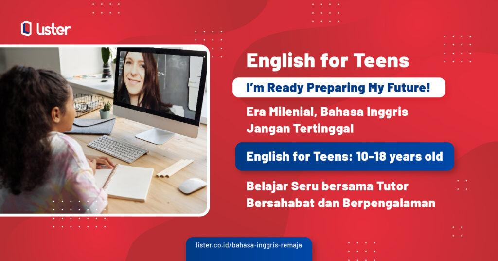 English for teens class