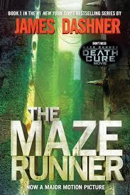 Novel bahasa Inggris Maze Runner