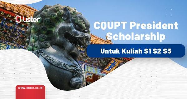 Beasiswa CQUPT