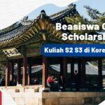 Beasiswa GIST Scholarship untuk kuliah S2 S3 di Korea Selatan