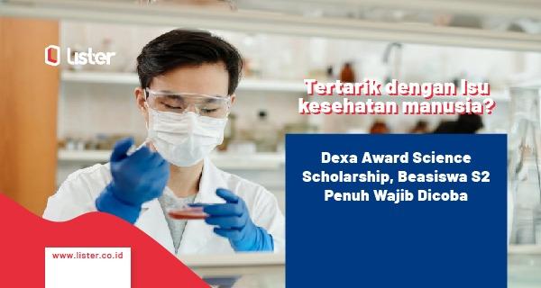 Dexa Award Scholarship