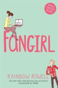 novel bahasa Inggris fangirl