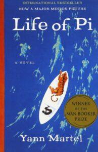 Life of Pi novel bahasa Inggris