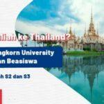 Mau Kuliah ke Thailand? Chulalongkorn University Tawarkan Beasiswa Untuk Kuliah S2 dan S3