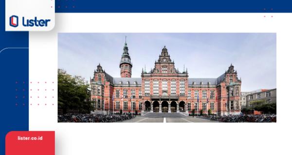 University of groningen Belanda